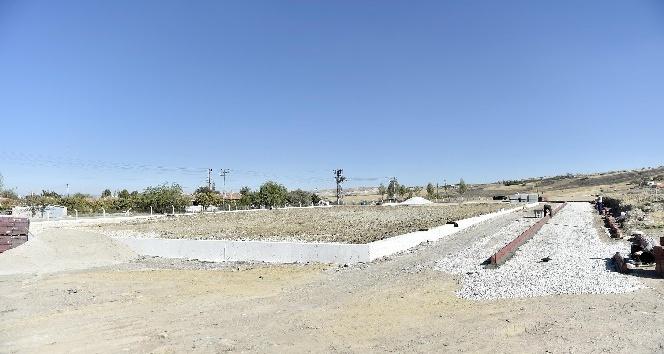 Kıbrıs Mahallesi'ne yeni park ve spor alanı
