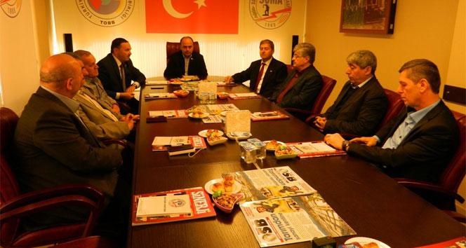 Soma, Cumhurbaşkanı Erdoğana hazırlanıyor