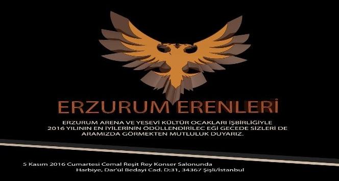 Erzurumlular 5 Kasım'da İstanbul'da biraraya geliyor