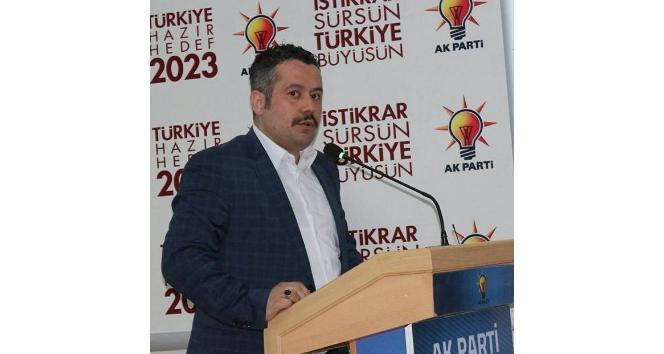 """Turgay Eser, """"Muhtarlar Günü""""nü kutladı"""