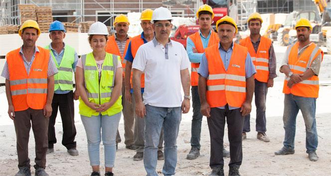Vodafoneun araştırmasına göre inşaat sektörünün dijitalleşme endeksi yüzde 47 oldu