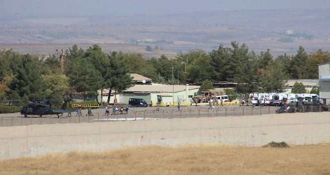 Lice'de koruculara saldırı: 2 şehit, 6 yaralı