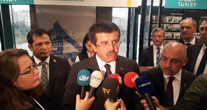 Bakan Zeybekci'den enflasyon sepeti ile ilgili açıklama