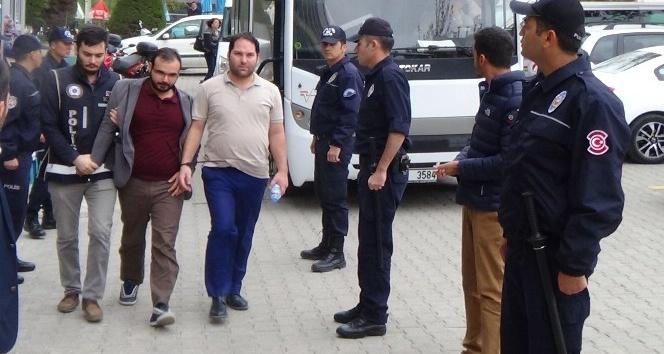 FETÖ'nün yemek şirketlerinde çalışan 8 kişi tutuklandı