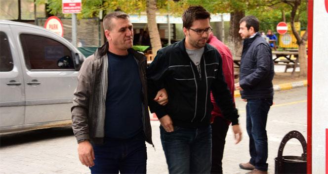 Çanakkalede FETÖ operasyonu: 15 kişi gözaltı