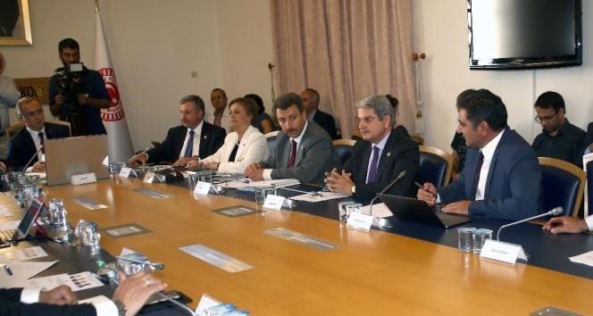 15 Temmuz Darbe Girişimini Araştırma Komisyonu toplandı