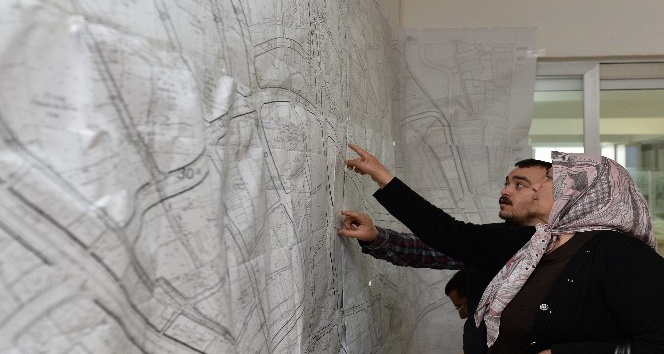 Kırcami'de tapular 2017 yılında verilecek