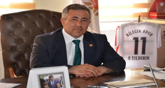 AK Parti Bilecik Merkez İlçe Başkanı Yıldırım'dan Muhtarlar Günü mesajı