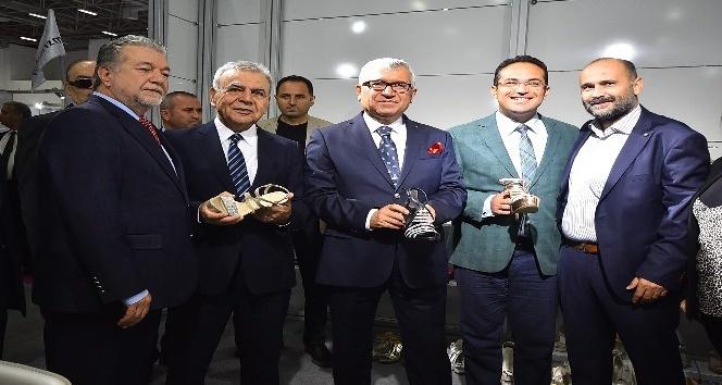 SHOEXPO İzmir 40. kez kapılarını açtı