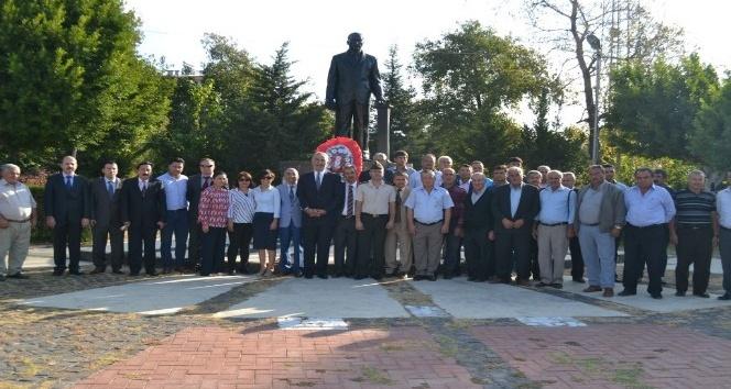 Bozyazı'da Muhtarlar Günü törenle kutlandı