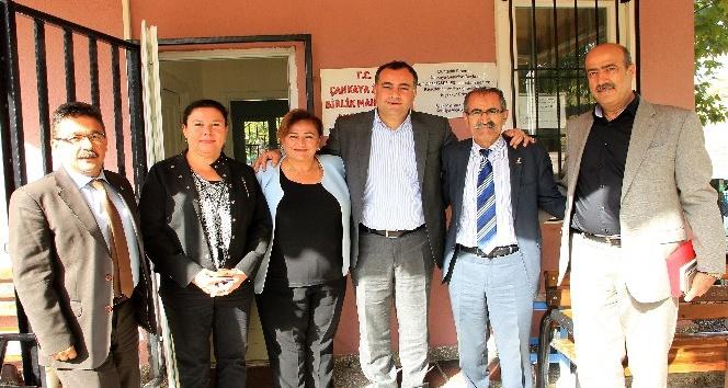Taşdelen'den Birlik Mahallesi'ne ziyaret