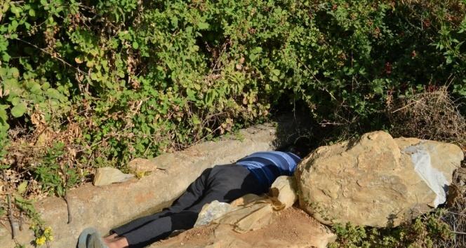 Mersinde bir kişi sulama kanalında ölü bulundu