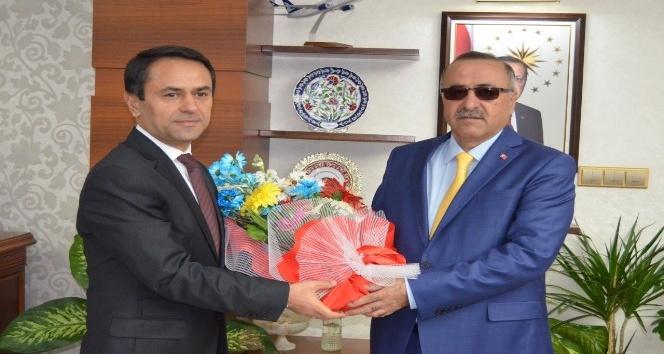 Nevşehir'de Muhtarlar günü kutlandı