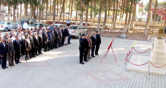 19 Ekim Muhtarlar Günü Araban'da törenle kutlandı