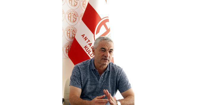 """Çalımbay: """"Beşiktaş'a saygımız var ama puan almalıyız"""""""