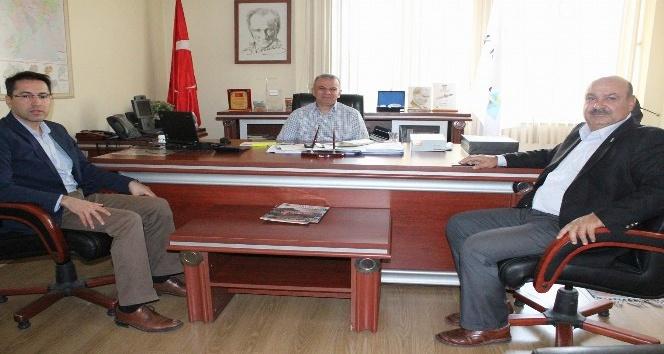 Başkan Konak'tan, Gedik'e ziyaret