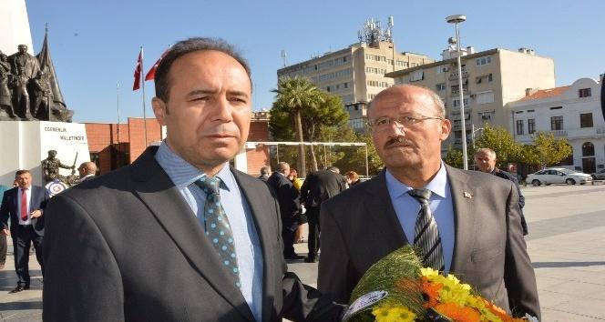 Manisa'da Muhtarlar Günü kutlandı