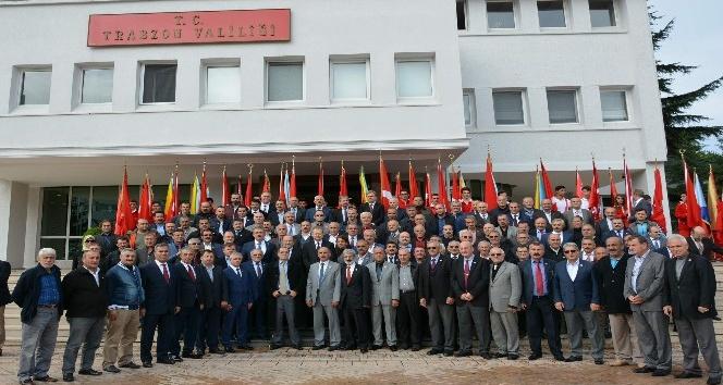 19 Ekim Muhtarlar Günü Trabzon'da Kutlandı