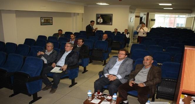 Burhaniye'de yapılandırma semineri yapıldı