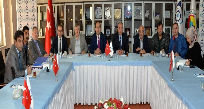 2. OSB tahsis komisyonu ilk toplantısını ETSO'da yaptı