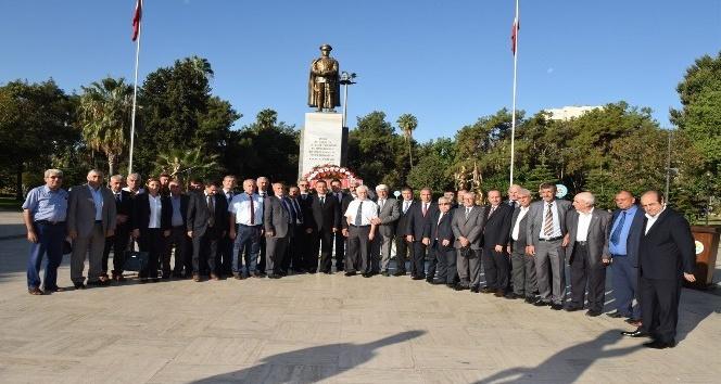 """""""19 Ekim Muhtarlar Günü"""" Adana'da törenle kutlandı"""