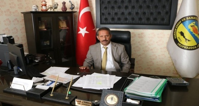 Harran'da Kooperatif esnafın umudu oldu