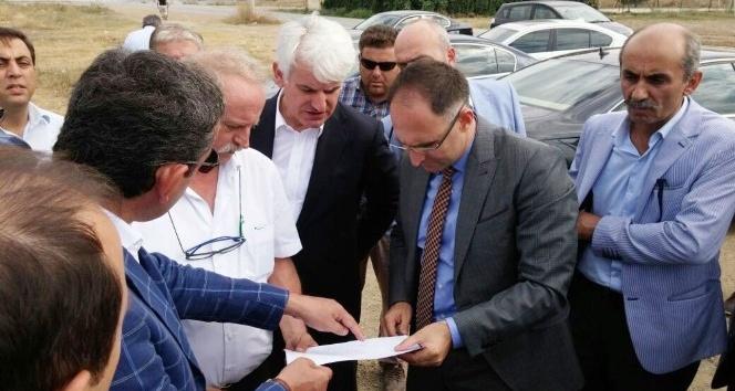 İznik'te spor yatırımları devam ediyor