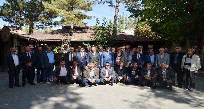 Bünyan'da Muhtarlar Günü Kutlandı