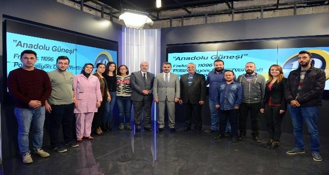 Anadolu Güneşi TV 19 test yayına başladı