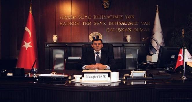 Başkan Çibik'ten, İscehisar'a TOKİ konutları müjdesi