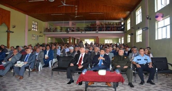 Selendi'de 'Leader Projesi' toplantısı