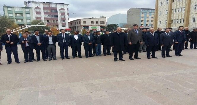 Ardahan'da Muhtarlar günü kutlandı