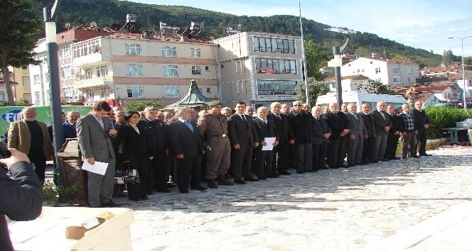 Çatalzeytin'de Muhtarlar Günü kutlandı