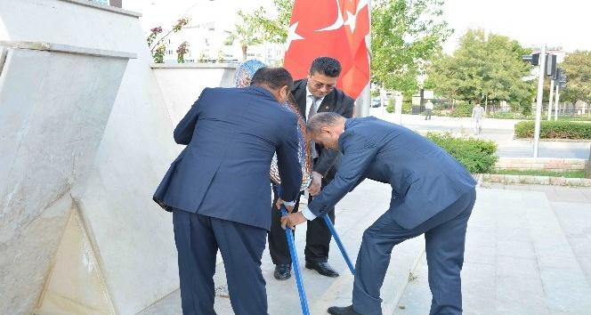 Ortaca'da 19 Ekim Muhtarlar Günü kutlandı