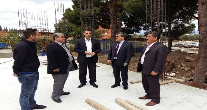 Havran'da Ak Parti İlçe Başkanı Erdal Önder'den ilkokul ve ortaokul müjdesi