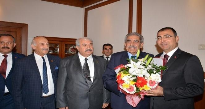 Malatya'da Muhtarlar Günü kutlandı