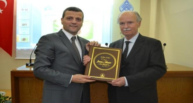 """""""Vefatının 850. yılında Ahmet Yesevi"""" konferansı"""