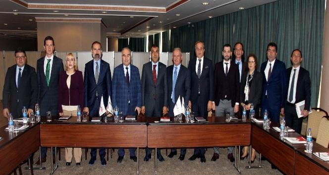 TÜRKONFED Yönetim Kurulu Başkanı Tarkan Kadooğlu: