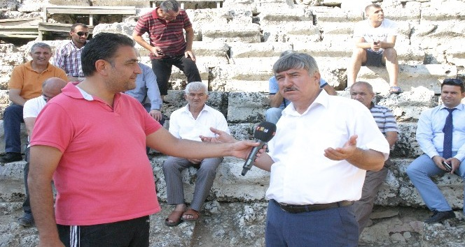 Malatyalı basın mensuplarının son durağı Köyceğiz oldu