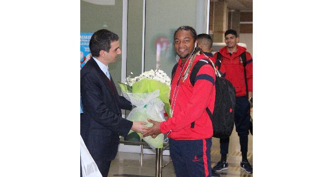 Braga Konya'ya geldi