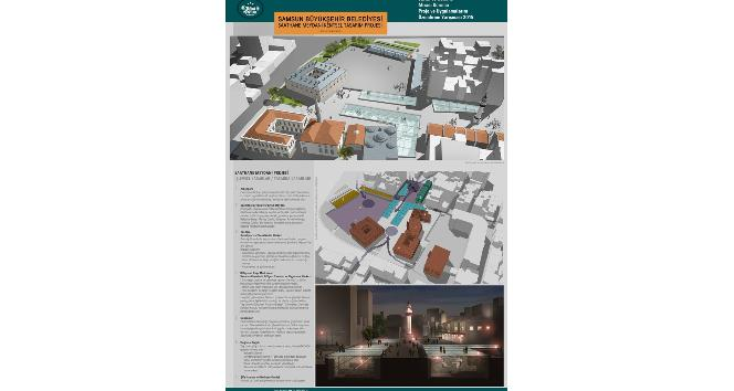 """""""Saathane Meydanı Kentsel Tasarım Projesi"""" ödül aldı"""