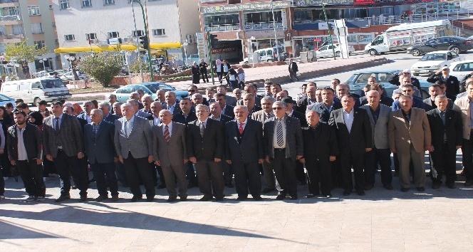 19 Ekim Muhtarlar Günü Tosya'da Kutlandı