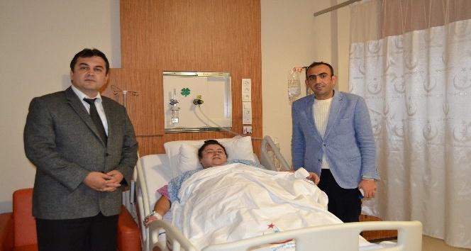 Fatsa Devlet Hastanesi'nde bir ilk