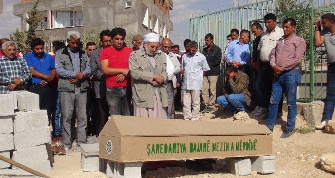 Nusaybin'deki patlamada hayatını kaybedenler defnedildi
