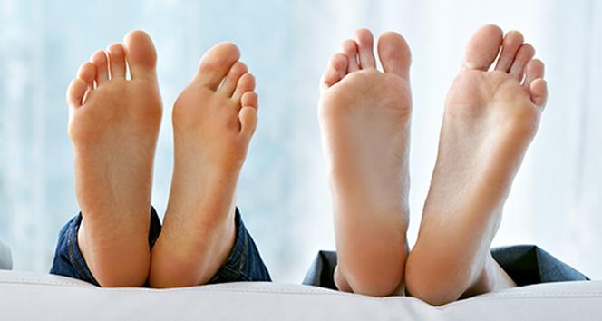 Kadınların ayakları erkeklere göre neden daha fazla üşür? Kadınların ve erkeklerin kas oranları ne kadar?
