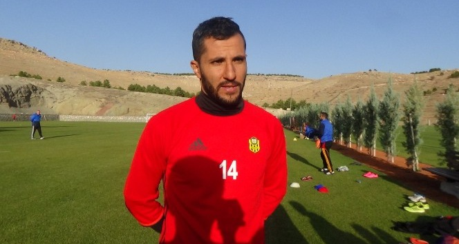 Yeni Malatyaspor'un golcüsü Sinan'dan ilginç tespit