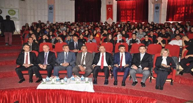 İzmir emniyetinden gençlere 'mutluluk' aşısı