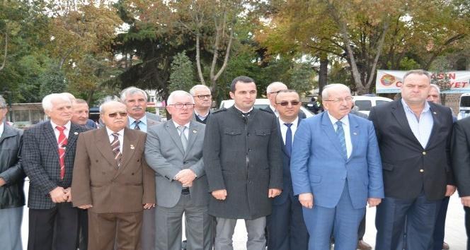 Başkan Vekili Çakır, Muhtarlar Günü etkinliklerine katıldı