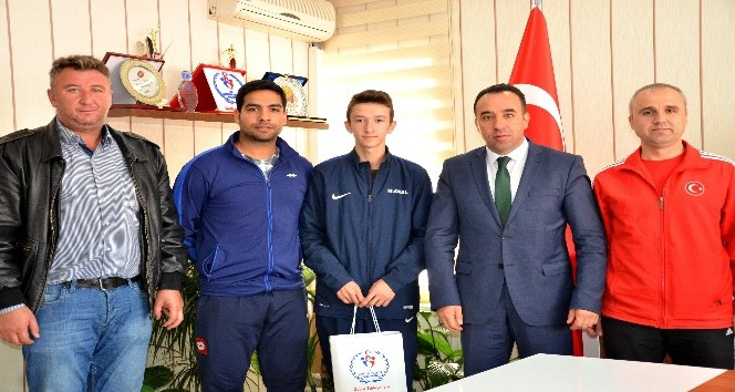 Bilecikli taekwondocu Türkiye üçüncüsü oldu