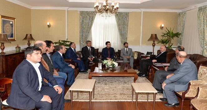 Erzurum'da Muhtarlar Günü kutlandı
